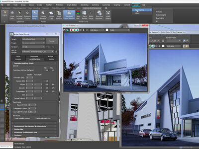 G002 – 3D Visualization for Architecture & ID