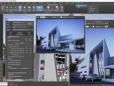 G002 – 3D Visualization for Architecture & ID – 3DS Max
