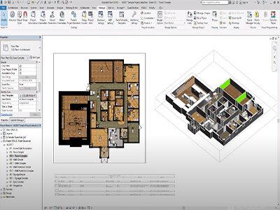 B005 – BIM Interior Design Advanced