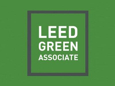 S011 – LEED Green Associate Preparatory Course