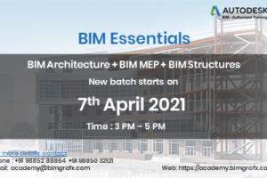 BIM Arc+MEP+Stru_450x267